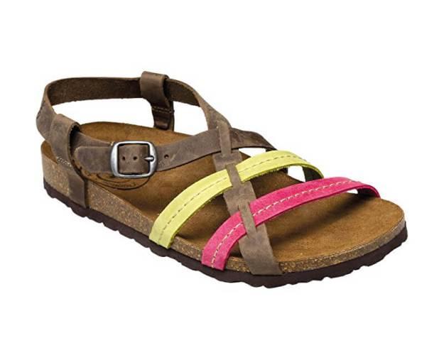 Zdravotní obuv dámská IB/7178 Color Mix (z55429) od www.prozdravi.cz