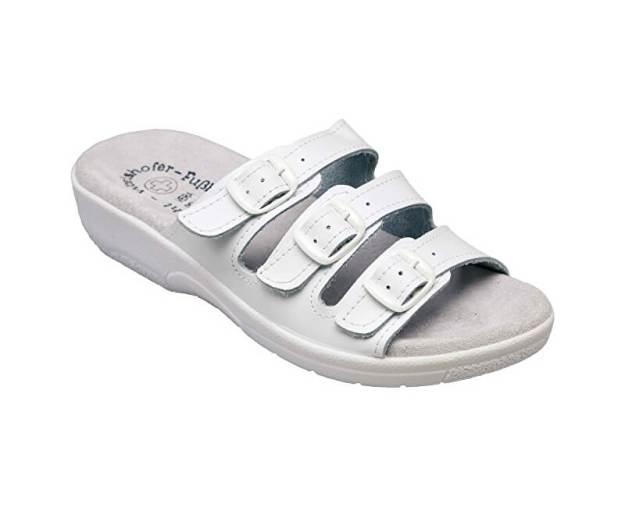 Zdravotní obuv dámská SI/03D3 Bianco (z55034) od www.prozdravi.cz