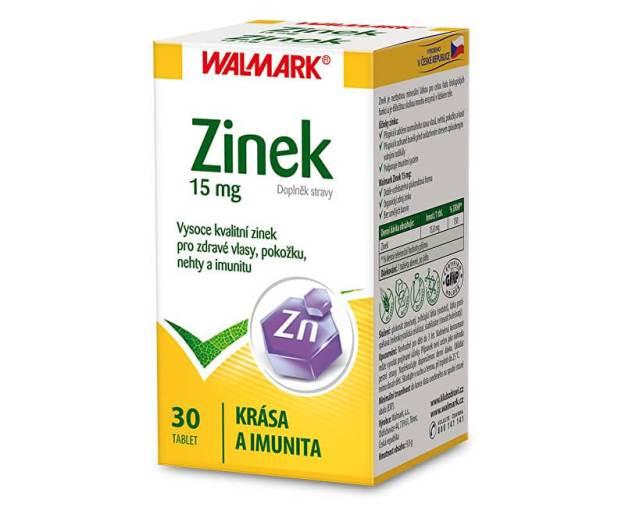 Zinek 15 mg 30 tbl. (z55770) od www.prozdravi.cz
