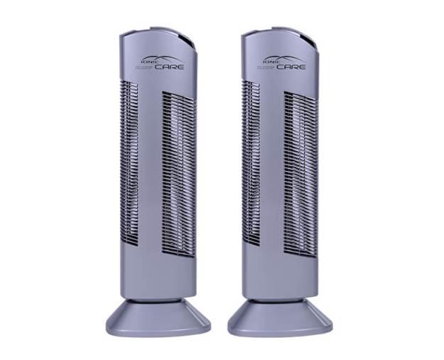 Čistička vzduchu Ionic-CARE Triton X6 stříbrná 2 ks (zvýhodněné dvojbalení) (z56177) od www.prozdravi.cz