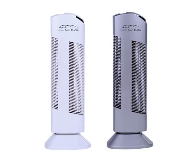 Čistička vzduchu Ionic-CARE Triton X6 perleťově bílá + stříbrná 2 ks (zvýhodněné dvojbalení) (z56181) od www.prozdravi.cz