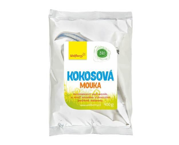 Kokosová mouka BIO 400 g (z56557) od www.prozdravi.cz