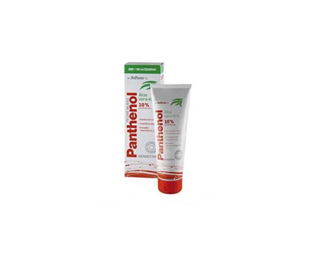 Panthenol 10 % Sensitive tělové mléko s aloe vera 230 ml (z56001) od www.prozdravi.cz