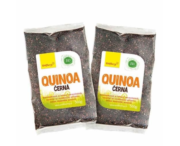 Quinoa černá BIO (z56500) od www.prozdravi.cz