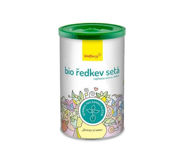 Ředkev semínka na klíčení BIO 200 g (z56517) od www.prozdravi.cz