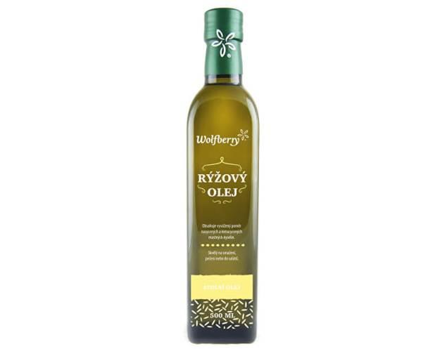 Rýžový olej 500 ml (z56513) od www.prozdravi.cz