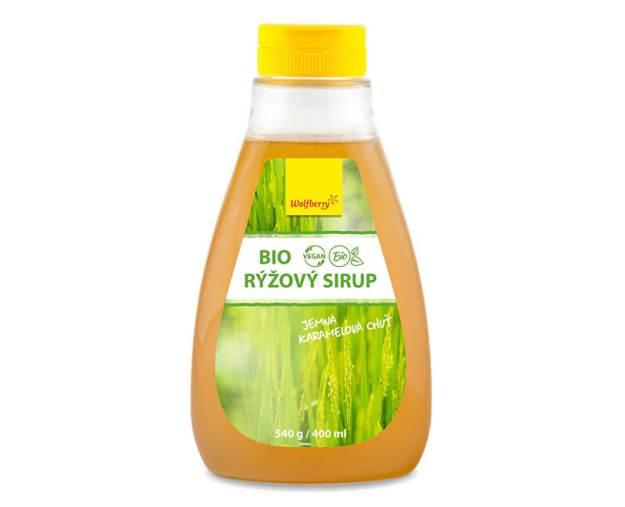 Rýžový sirup BIO 400 ml/540 g (z56515) od www.prozdravi.cz