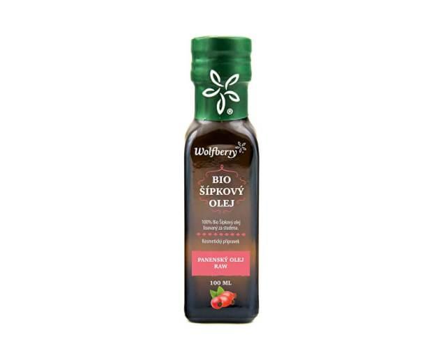 Šípkový olej BIO 100 ml (z56532) od www.prozdravi.cz