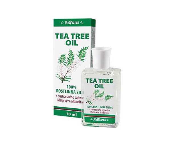 Tea Tree Oil - 100% rostlinná silice z australského čajovníku 10 ml (z56003) od www.prozdravi.cz