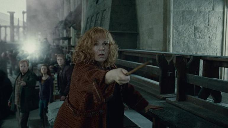 harry potter and the deathly hallows molly weasley