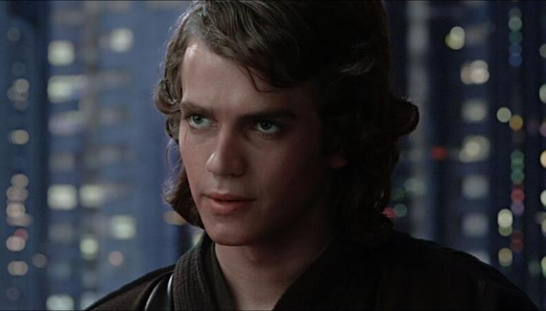 the phantom reason of anakin force in star wars
