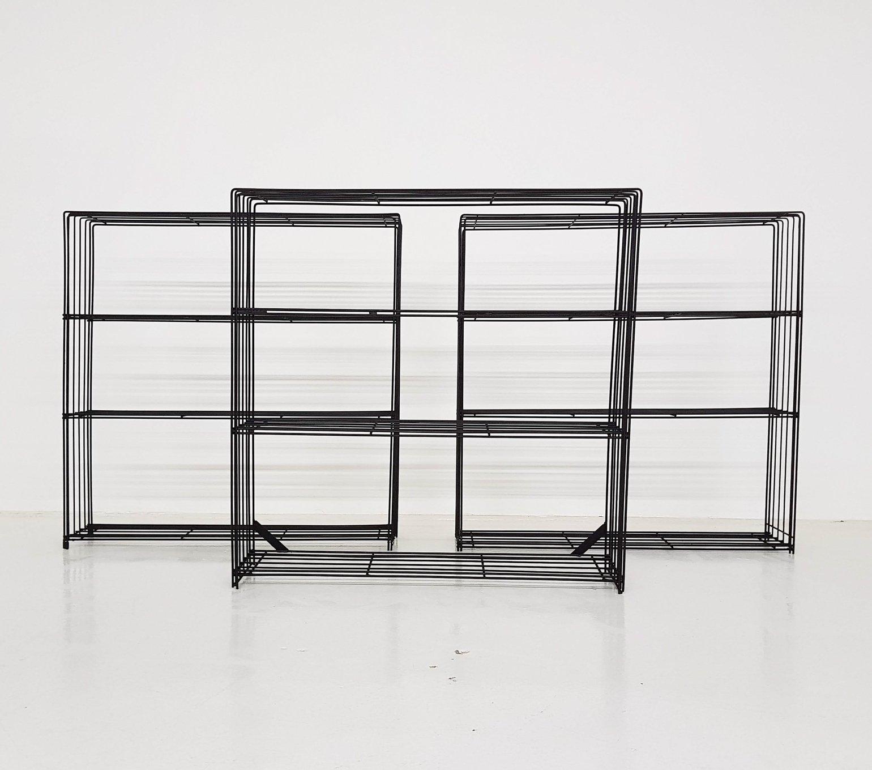Room Divider Or Bookcase By Tjerk Reijenga For Pilastro Dutch Design 1960