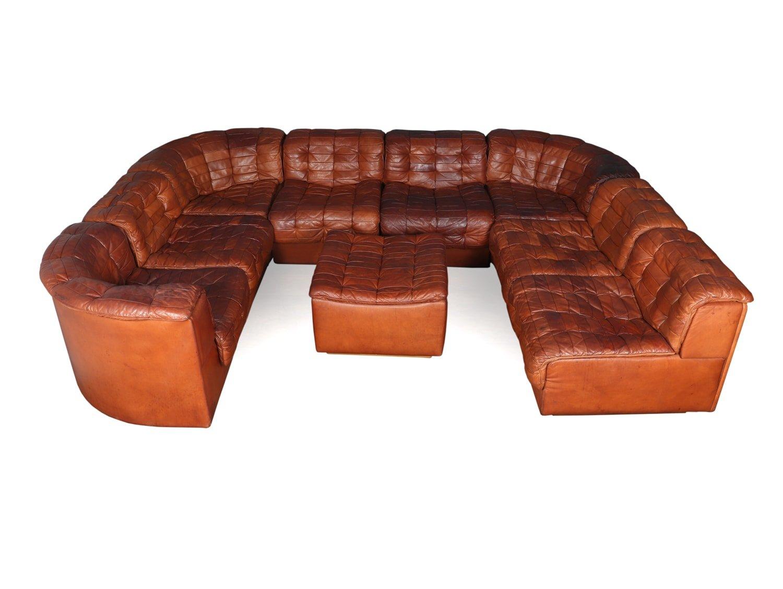 de sede ds11 8 section modular sofa