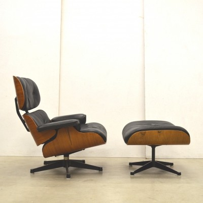 Charles Eames Lounge Chair Red Brown Leather Herman Miller Lounge Chair Eames  Sessel Furniture Chair And Ottoman Luxury Highback Leather Lounge Chair And  ...