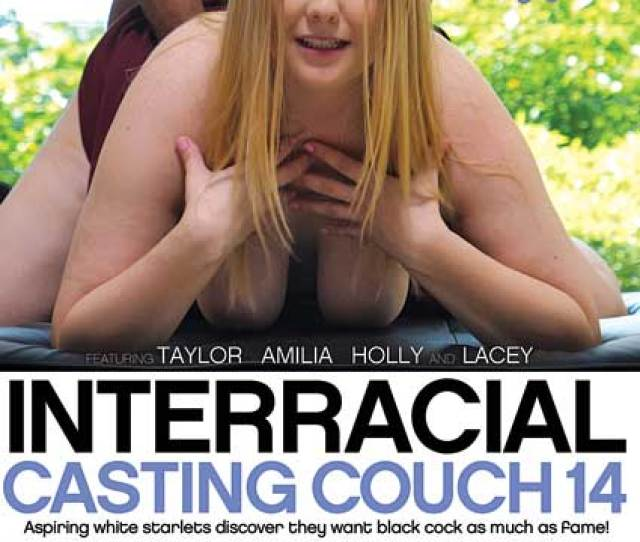 Interracial Casting Couch 14 Box Cover