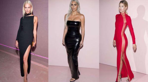 PHOTOS Doutzen Kroes et Karlie Kloss ultra sexy en robes ...