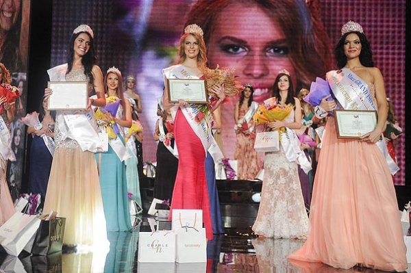 ВЗГЛЯД / Названа «Мисс Москва – 2014» (фото)