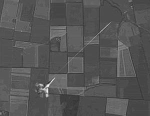 ВЗГЛЯД / Опубликовано спутниковое фото обстрела ...