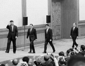 Си Цзиньпин увидит, куда приводят китайские мечты