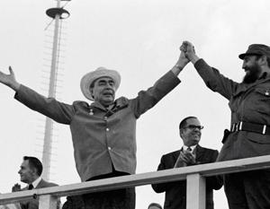 Брежнев останется в истории как символ «золотого века» СССР