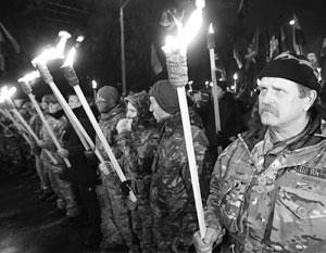 Украине пора привыкать к роли нацистского государства