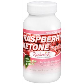 Nutri-Fusion Systems Raspberry Ketone Fusion Dietary Supplement Capsules
