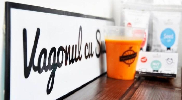 Afacere cu sucuri naturale la pahar - 5.000 euro