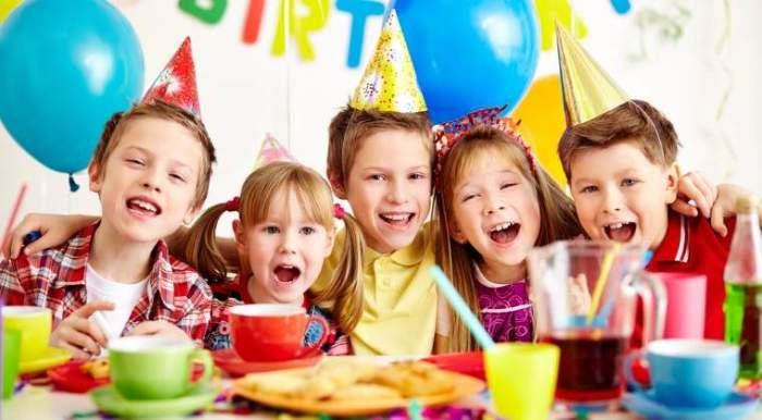 Petreceri pentru copii - 5.000 euro