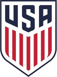 ussf crest - U.S. men's national team to host Paraguay, visit Ireland and France
