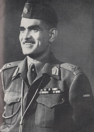 Iraqi dictator Abd al-Karim Qasim, who was deposed in a CIA-backed coup. (Unknown author / public domain)