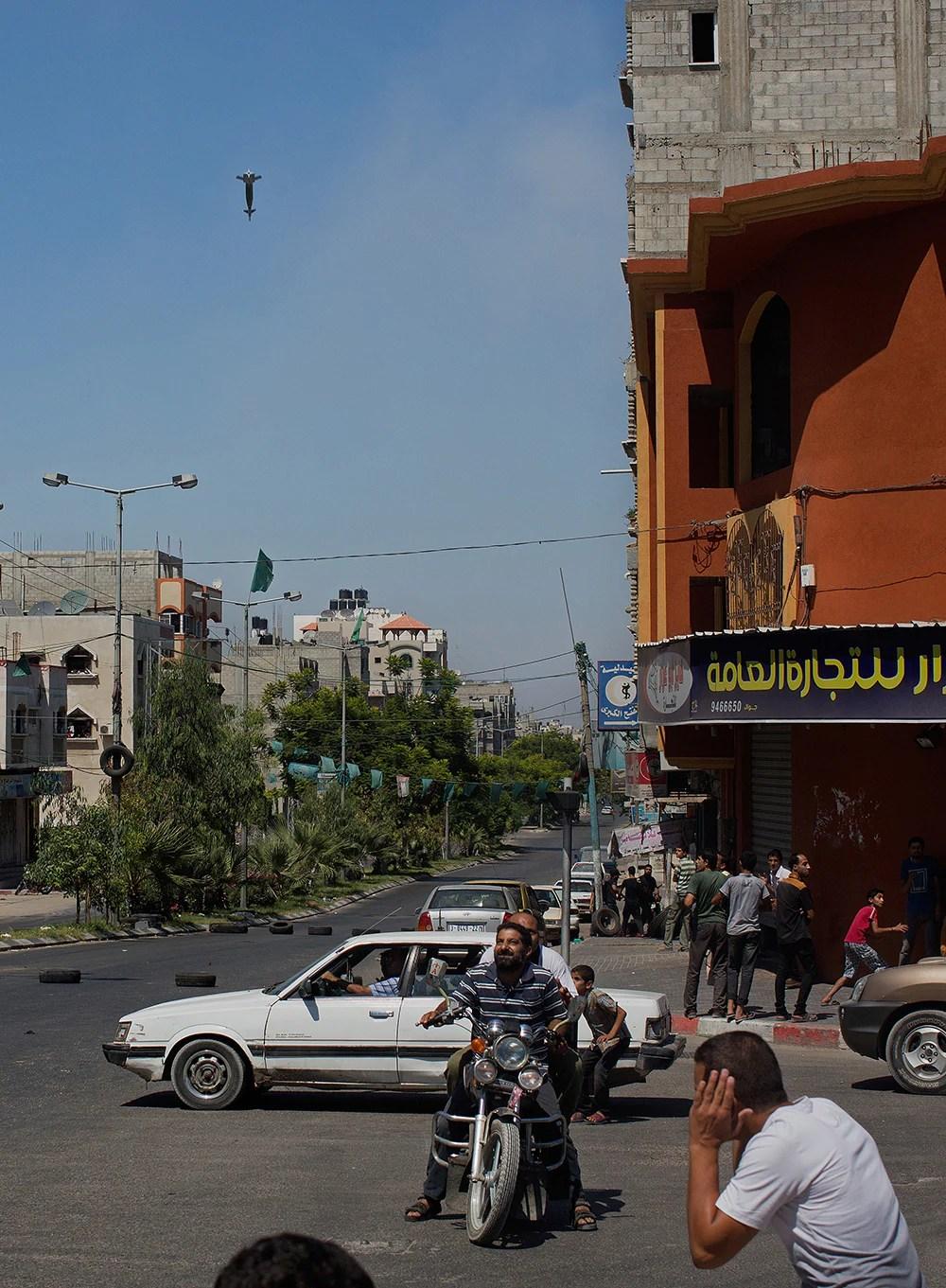 Sudarsan Raghavan - Gaza City bomb