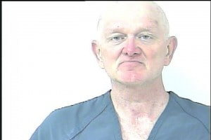 Richard Leslie Lloyd (Courtesy St. Lucie County Sheriff's Office)