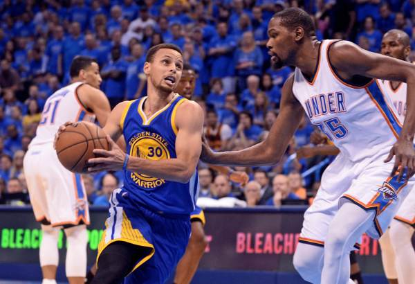Kevin Durant agrees to free agent deal with Golden State ...
