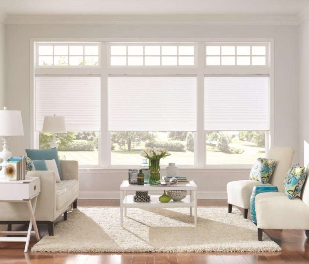 A beginner 39 s guide to window treatments blinds chester for High end window blinds