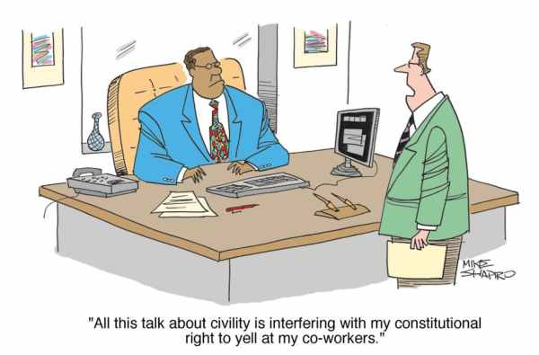 Career Coach: How to cultivate civility in the workplace ...