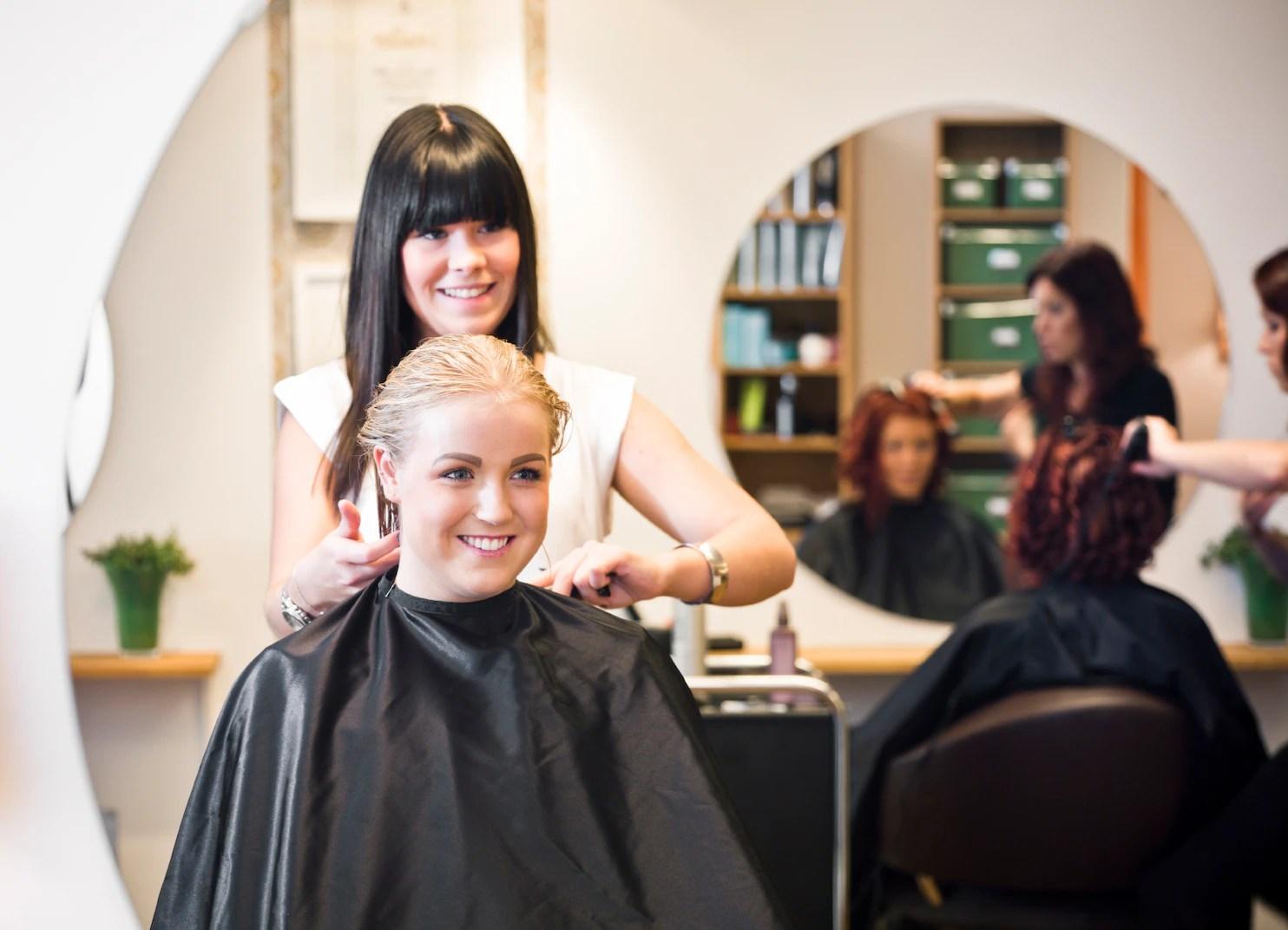 Save Money At The Hair Salon The Washington Post