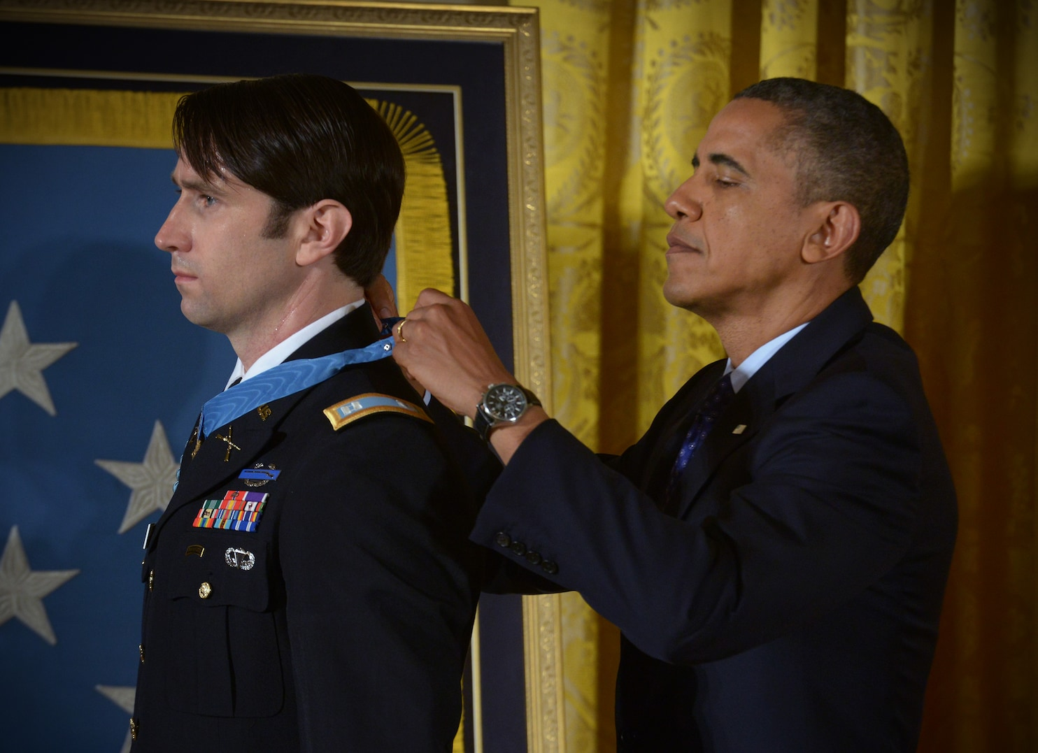 Will Honor Swenson Medal
