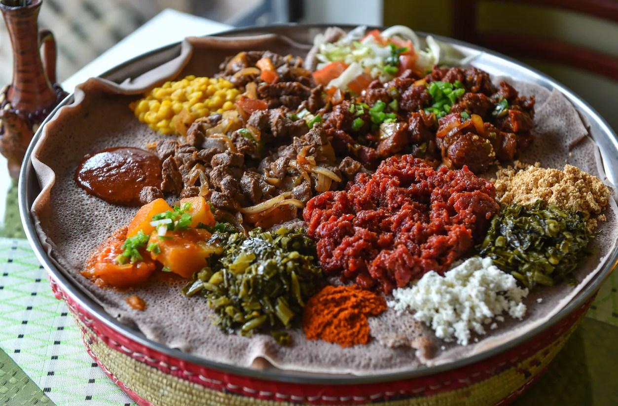 Injera, il piatto nazionale etiope
