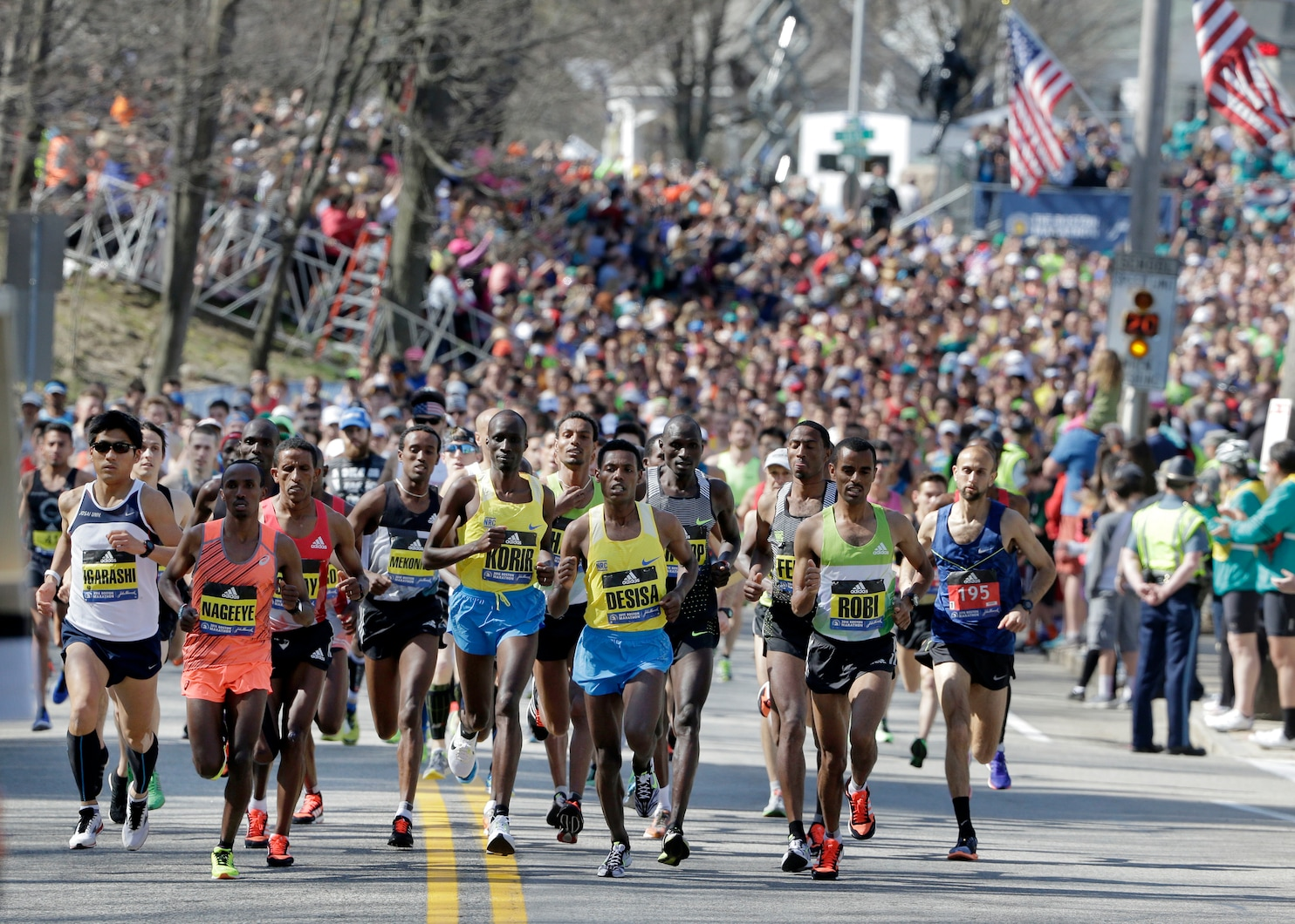 Would Be Boston Marathon Runners Disqualified Due To