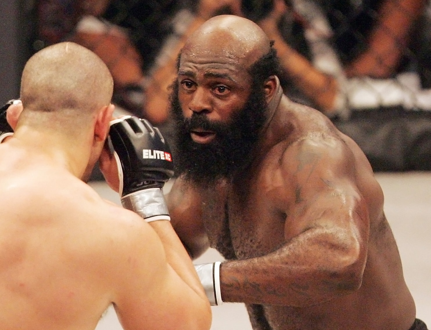 Kimbo Slice Was A Bundle Of Contradictions Just Like MMA