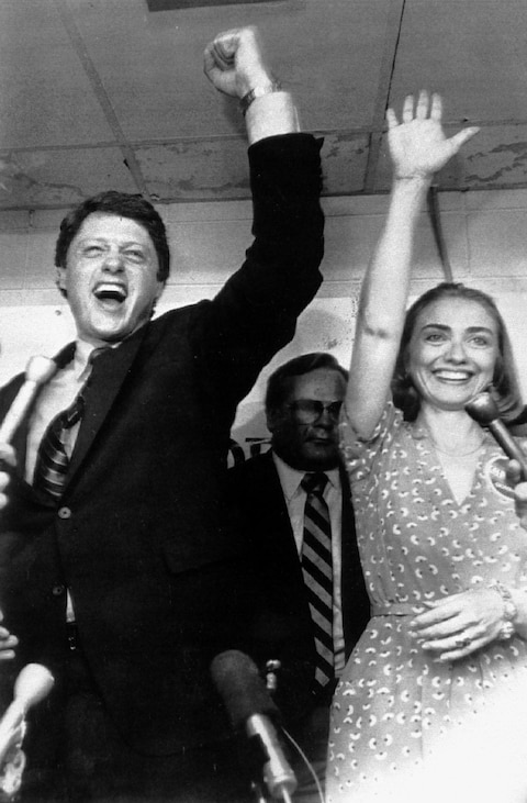 Rodham The Movie How To Cast Hillary And Bill Clinton The Washington Post