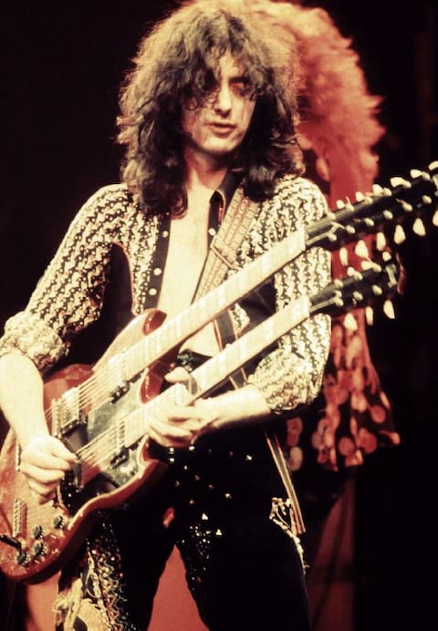 Every note of Jimmy Page — before, during and after Led ...