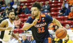 Virginia took down Providence for the Emerald Coast Classic Championship. (Photo courtesy of washingtonpost.com)