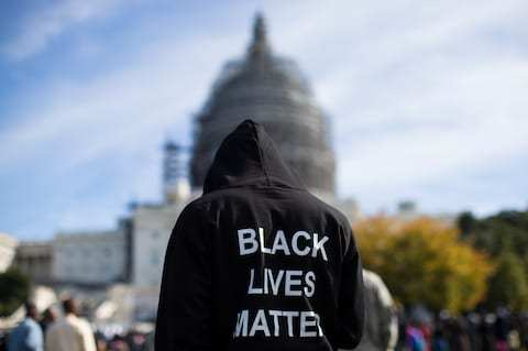 Black Lives Matter BLM