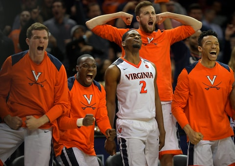 Image result for virginia basketball