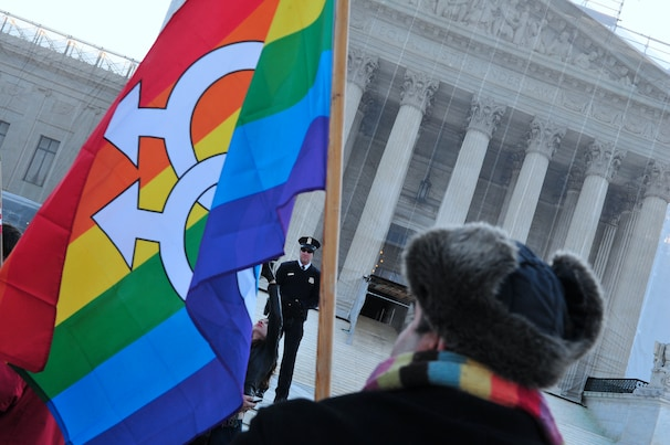 The Supreme Court,US To hear Gay Marriage.