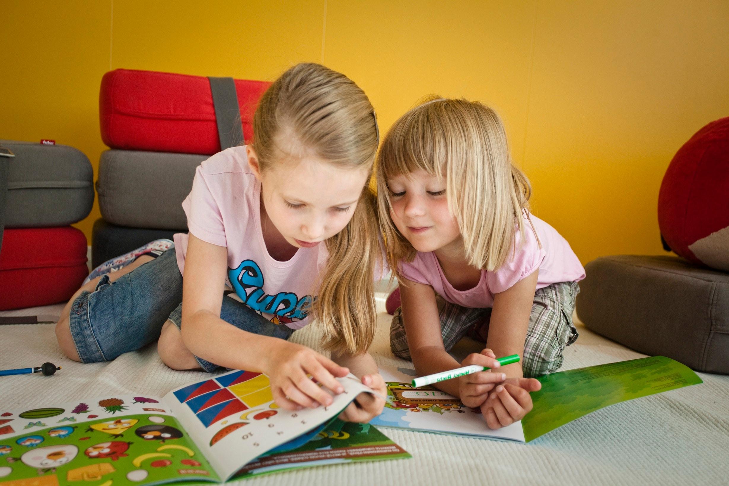 Angry Birds Creator Develops Preschool Program To