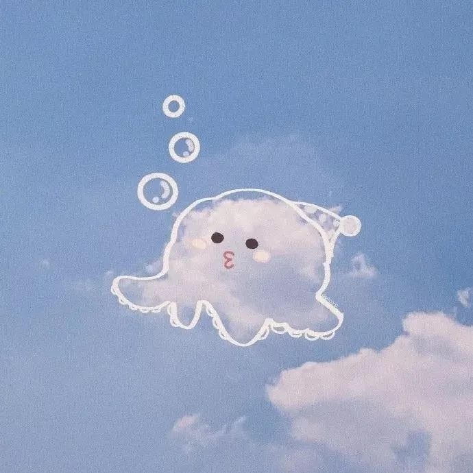 Tidak diperlukan atribusi dan retribusi. Wallpaper Aesthetic Cloud Wattpad