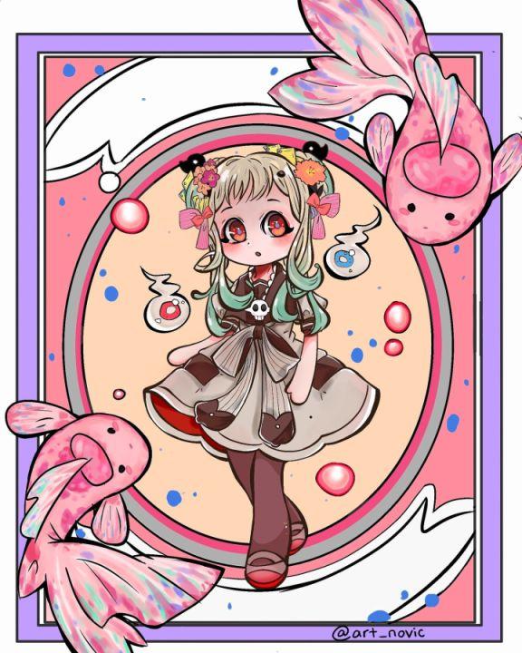 Nene making her wish to hanako, chapter 1 yashiro nene (八 (や) 尋 (しろ) 寧 (ね) 々 (ね) , yashiro nene?) is the main protagonist of jibaku shounen. Art Book 2 2020 Completed Yashiro Nene Wattpad