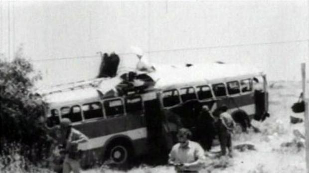 """השבוע לפני: """"אוטובוס הדמים"""" באביבים - וואלה! חדשות"""